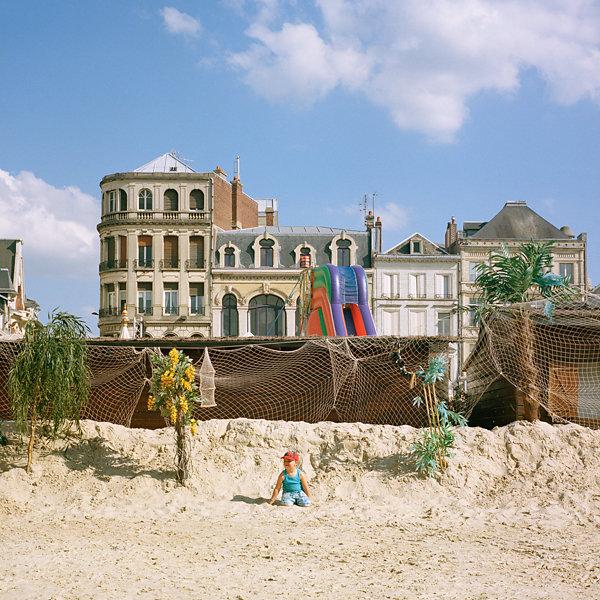 FRA - SAINT QUENTIN - URBAN BEACH