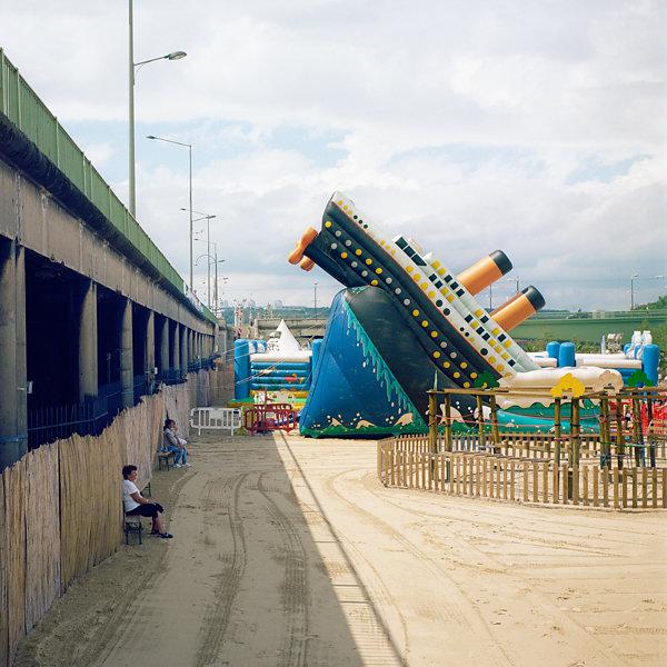 FRA - ROUEN - URBAN BEACH
