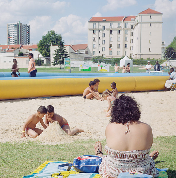 FRA - BAGNOLET - URBAN BEACH