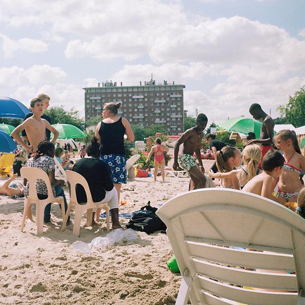 FRA - LILLE - URBAN BEACH